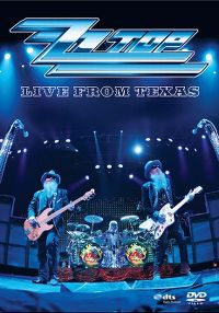 Cover ZZ Top - Live From Texas [DVD]